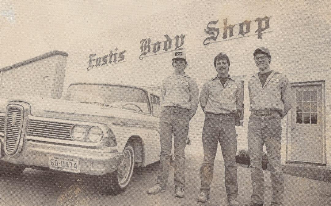 Eustis Body Shop celebrates 40-year anniversary