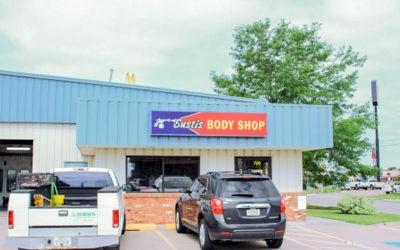 Eustis Named Best Body Shop in Kearney