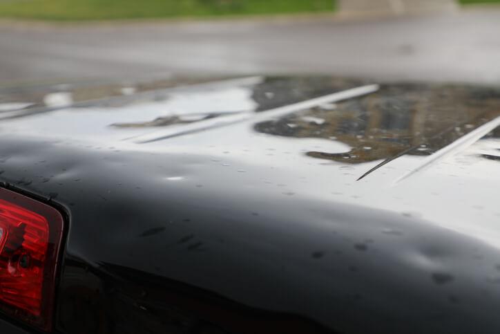 Our Process: Hail Damage Repair