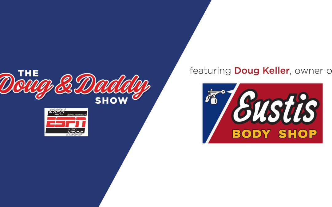 Doug Keller on The Doug & Daddy Show
