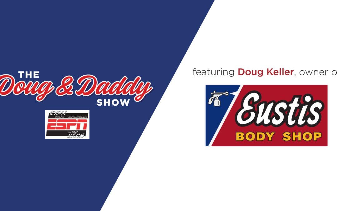Doug Keller on The Doug & Daddy Show