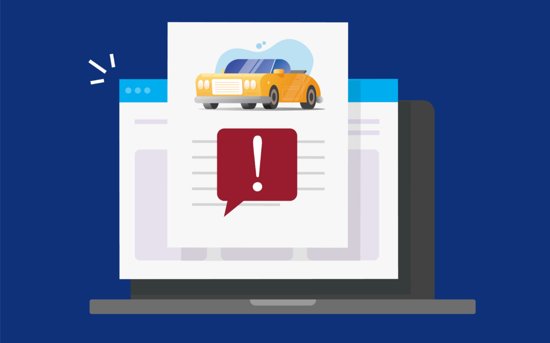 Why You Should Get a Vehicle History Report