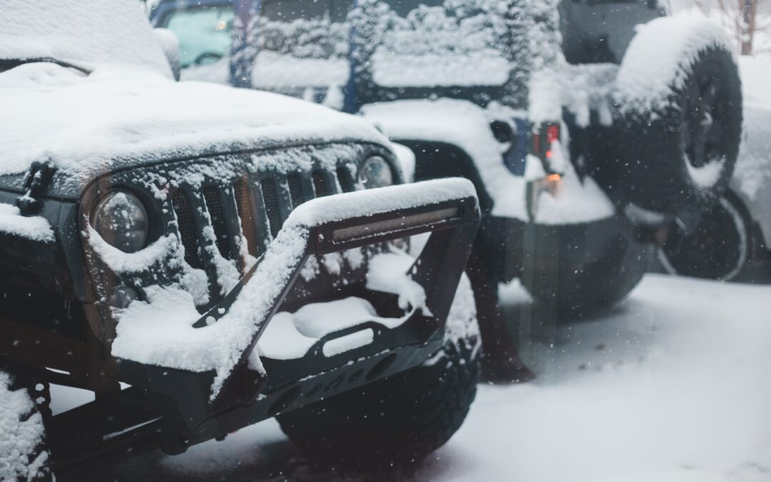How to Safely Navigate Winter Driving