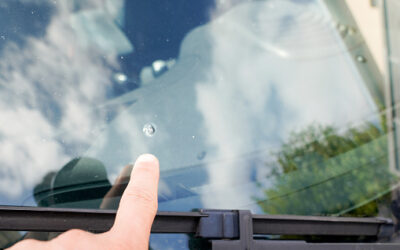 Windshield Chips: Why Glass Repair Can't Wait