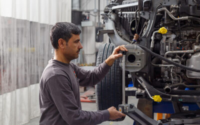The Collision Repair Process: Step-by-Step